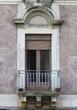 Old sicilian window Royalty Free Stock Image