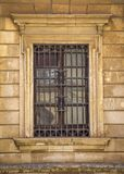 Old siclian window Stock Photography