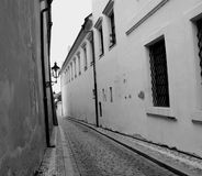 Free Old Side Street Stock Photo - 12830850