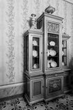 Old sideboard Royalty Free Stock Image