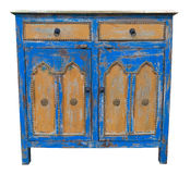 Old sideboard Stock Image