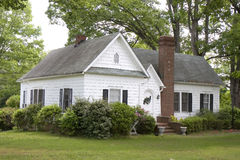 Old Siding Farm House Stock Images