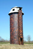 Old Silo Stock Photography