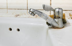 Old sink Stock Image