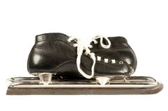 Old skates Royalty Free Stock Images