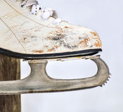 Old skates Royalty Free Stock Photography