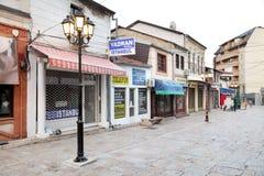 Old Skopje Stock Images