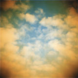 Old sky background Stock Photos