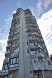 Old skyscraper Stock Photo