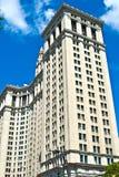 Old skyscraper in New York Royalty Free Stock Photo
