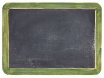 Old slate blackboard Stock Photo