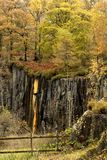 Old Slate Quarry Royalty Free Stock Photos
