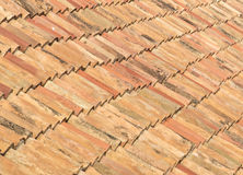 Old Slate Roof Royalty Free Stock Image