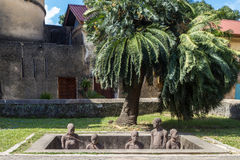 Old Slave Market - Stone Town Royalty Free Stock Photos