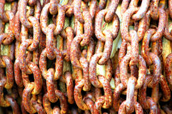 Free Old Slavery Chains. Royalty Free Stock Images - 75433299