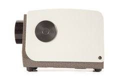 Old slide projector Stock Images