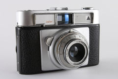 Old slr camera. Old camera Royalty Free Stock Photos