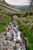 Old small bridge at Piodao Royalty Free Stock Photography