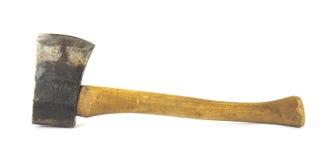 Old small hand axe Royalty Free Stock Photos