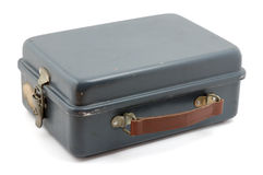 Old small metal case Royalty Free Stock Photo