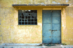 Old small warehouse. Stock Photography