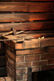 Old smithy Stock Image