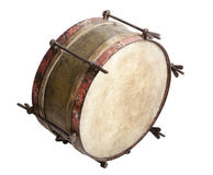 Old snare drum Royalty Free Stock Photo