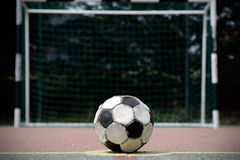 Free Old Soccer Ball Stock Image - 40179521
