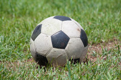 Old Soccer Stock Images