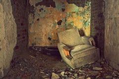 Old sofa Stock Image