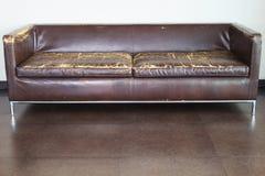 Old sofa Royalty Free Stock Photo