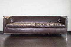 Old sofa Stock Images