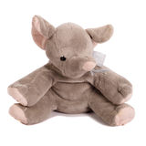 Old soft toy Stock Images