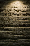 Old soil wall Stock Photo