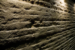 Old soil wall Stock Image