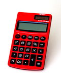 Old solar calculator Stock Images