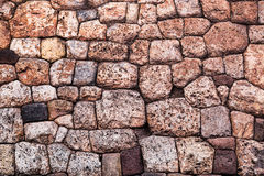 Old and solid masonry Royalty Free Stock Photo
