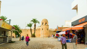 The old Sousse stock video footage
