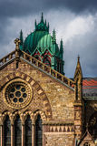Old South Church, in Boston, Massachusetts. Stock Images