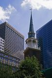 Old South Meeting House Stock Image