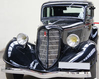 Old Soviet car Stock Photo