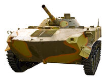 Old Soviet infantry fighting vehicle Royalty Free Stock Images