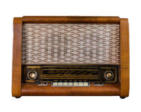 Old soviet radio. Stock Photography