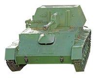 Old soviet tank Royalty Free Stock Photo