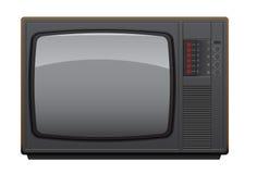 Old Soviet TV set Stock Photos