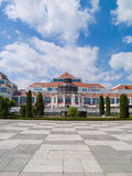Old spa house. Sopot, Poland Royalty Free Stock Image