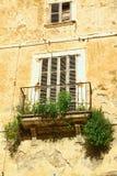 Old spanish balcony Royalty Free Stock Image
