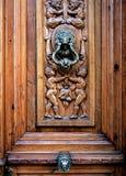 Old spanish door Royalty Free Stock Photo