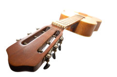 Old spanish guitar Royalty Free Stock Photography