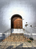 Old Spanish house Royalty Free Stock Image